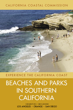 Cover of Beaches and Parks in Southern California (from the Experience the California Coast series)