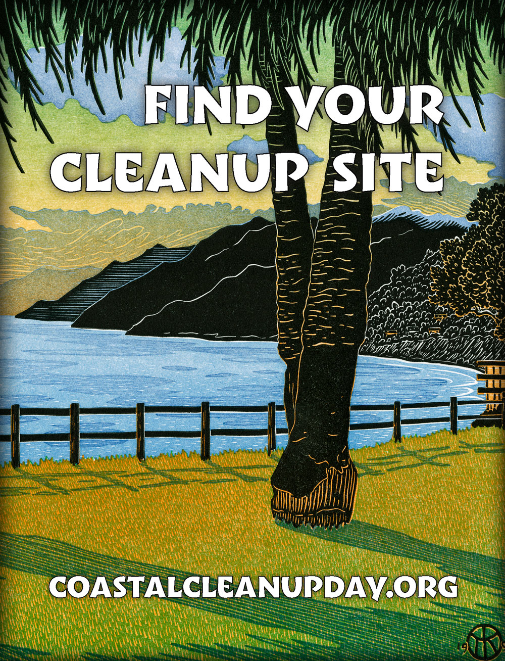 Find your cleanup site