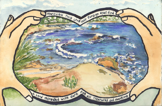 California Coastal Commission Coastal Stewardship Pledge